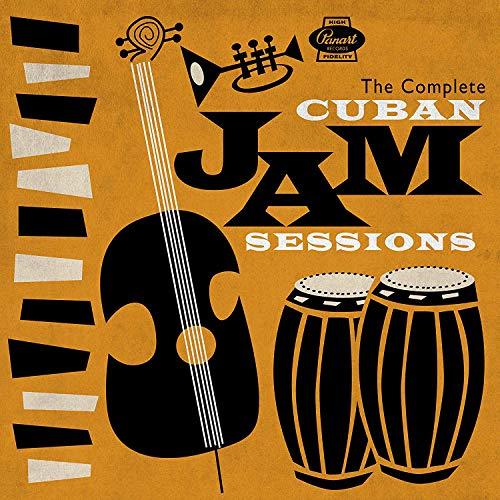 Complete Cuban Jam Sessions [5 LP]
