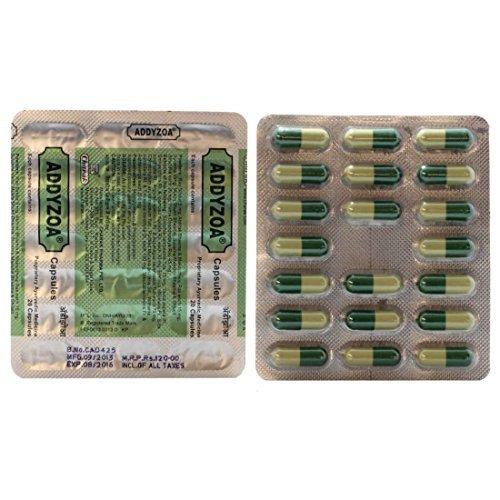 Addyzoa Capsules by Charak