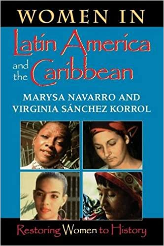 abfd3a94a Amazon.com  Women in Latin America and the Caribbean  Restoring Women to  History (Restoring Women to History) (9780253213075)  Marysa Navarro
