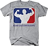 OS Gear Major League Bodybuilding Arnold Weight Lifting Gym Workout Tshirt - 3XL