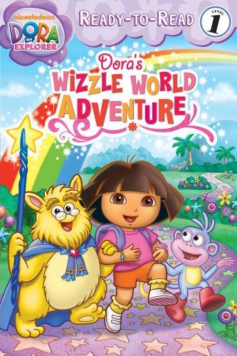 Dora's Wizzle World Adventure (Dora the Explorer) - Fairy Wishes Dora