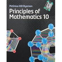 Principles of Mathematics 10