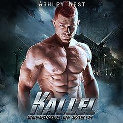 Kallel: A Sci-Fi Alien Warrior Paranormal Romance