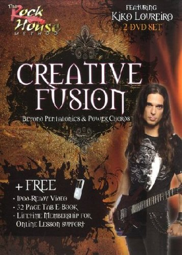 Kiko Loureiro of Angra, Creative Fusion Beyond Penatatics & Power Chords by Hal Leonard