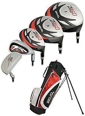 Zevo Golf- Z450 Complete Set With Bag Graphite/Steel