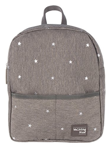 Walking Mum Gaby - Mochila, color gris