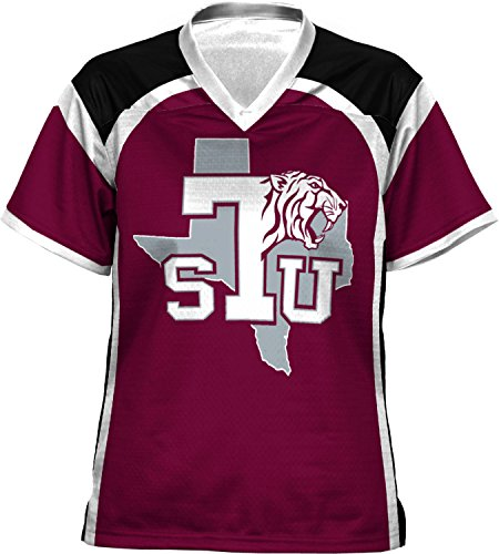 ProSphere Texas Southern University Women's Football Jersey (Red Zone) FD211
