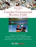 Canadian Environmental Resource Guide, Tannys Williams, 1592379230