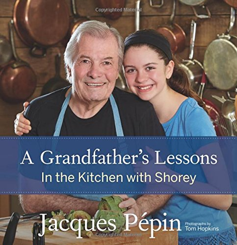 A Grandfather's Lessons: In the Kitchen with Shorey cover