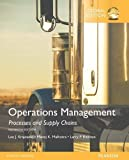 img - for Operations Management: Processes and Supply Chains with MyOMLab, Global Edition book / textbook / text book