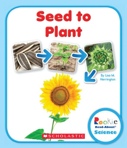 Seed to Plant (Rookie Read-About Science: Life Cycles)