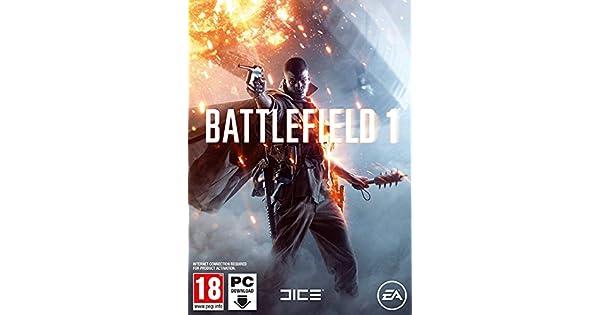 BATTLEFIELD 1 - Standard | Código Origin para PC: Amazon.es: Videojuegos