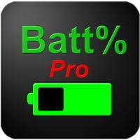 Batería Pro Porcentaje