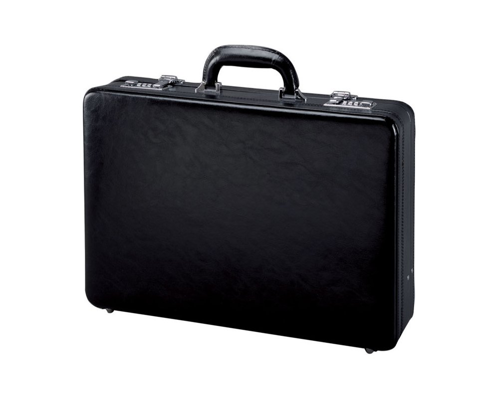 Juscha Attaché case en cuir Alassio 262297 Attache Case Mallette en cuir