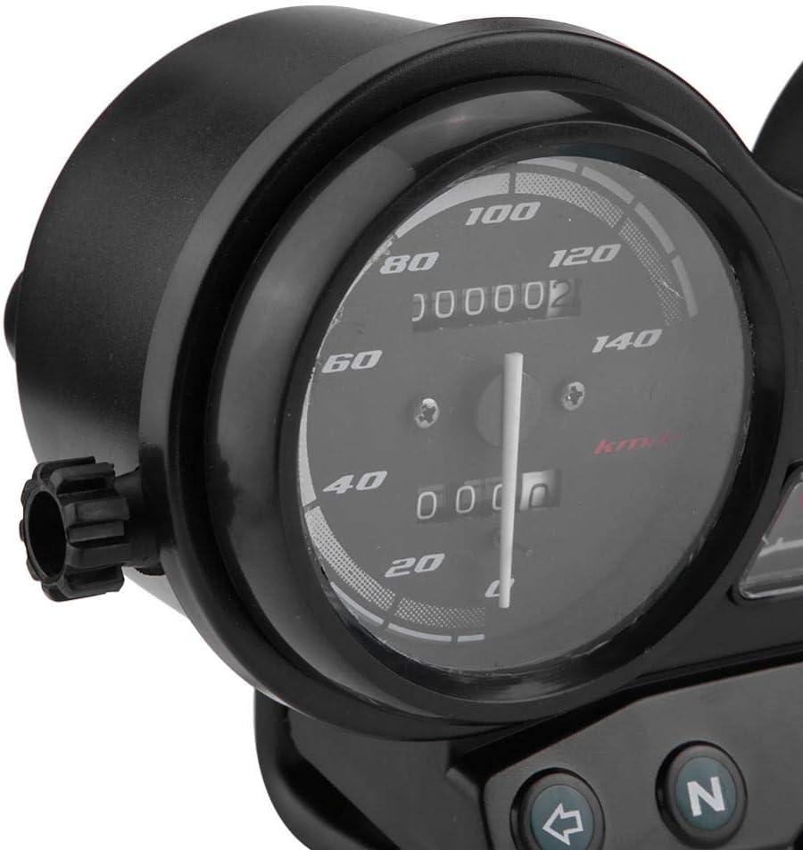 DC 12V Motorcycle Motorbike 12000RPM LCD Odometer Speedometer for Yamaha YBR 125 Suuonee Motorcycle Odometer