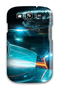New Diy Design Tron Legacy For Galaxy S3 Cases Comfortable For Lovers And Friends For Christmas Gifts