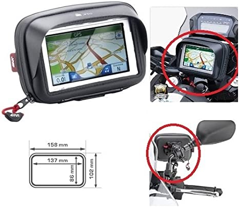 Garmin Drive 50 LMT Porta GPS Smartphone TELEFONO Cellular S954B GIVI Touch Universal DE Manillar O para Espejo