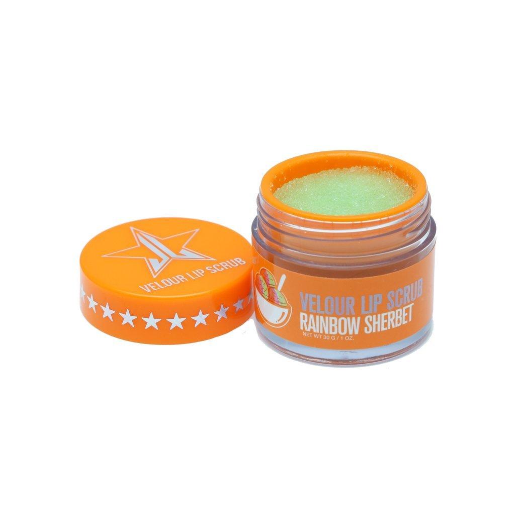 Jeffree Star Summer Collection Velour Lip Scrub - Rainbow Sherbet