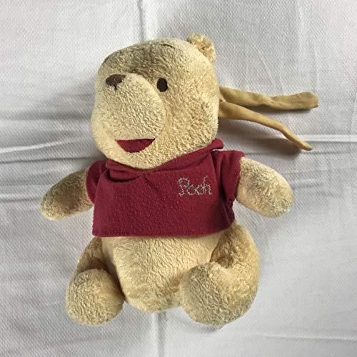 Disney Pooh Bear Musical Crib Pull Toy Baby Nursery 9