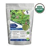 #8: Cavin Schon USDA Certified Organic Indigo Powder - 100% Natural/Organic & Chemical Free Hair color/dye