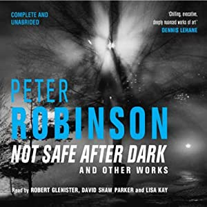 Not Safe after Dark, Volume Two Audiobook