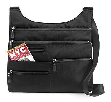 Amazon.com : Highway Bag in Classic Black - MoMA Best Seller ...