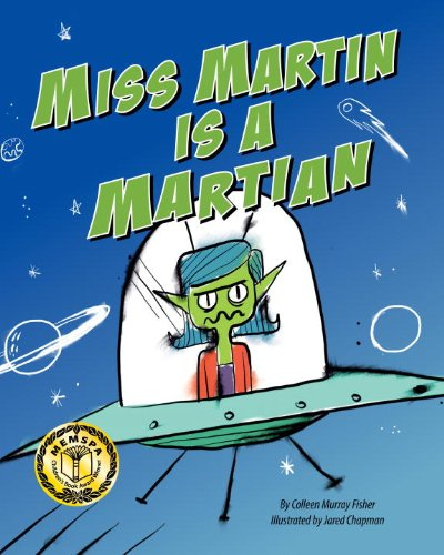 Image of Miss Martin Is a Martian