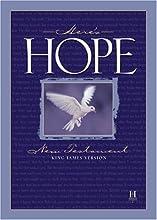 Here's Hope: New Testament (King James Version) (Paperback)