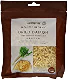 Clearspring Japanese Organic Dried Daikon White Radish 40g - Pack of 3