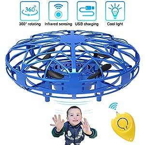 Bdwing Mini Drones para niños y Adultos, RC UFO Helicóptero con ...