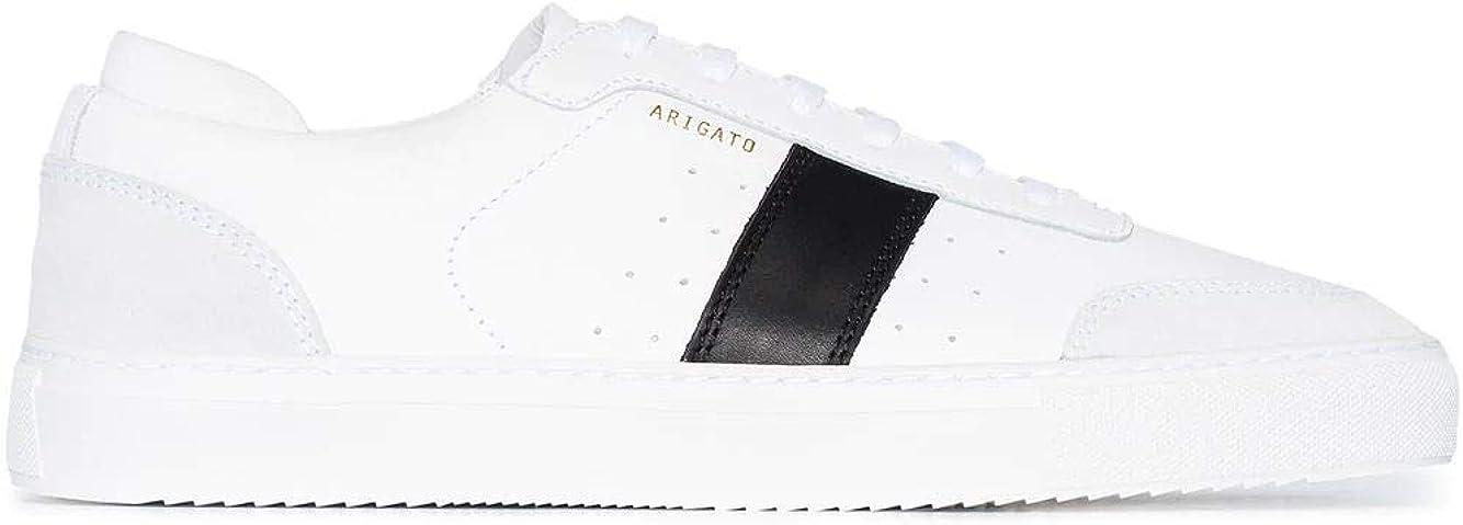 AXEL ARIGATO Luxury Fashion Mens 27104WHITEBLACK White Sneakers | Spring Summer 20 51Y9pwYehyLUL1334_