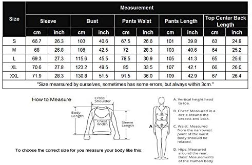 Ekouaer Pajamas Set Women's Long Sleeve Sleepwear Soft Cotton Classic Loungewear Pjs Set S-XXL