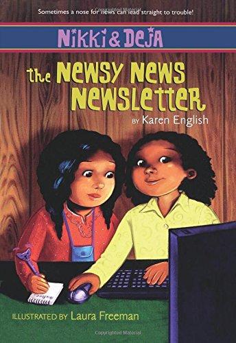 Download Nikki and Deja: The Newsy News Newsletter pdf epub