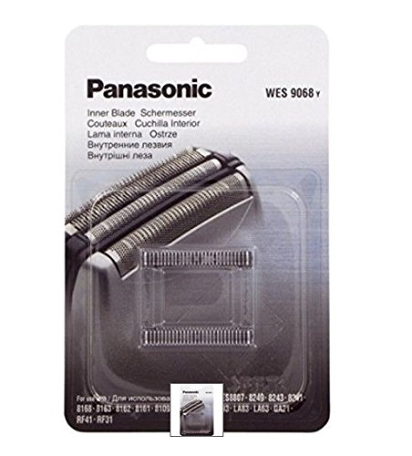 Panasonic Wes9068pc Blade Replacement For Es8109 8228 8249 (Panasonic Es Rt47 3 Blade Electric Shaver)