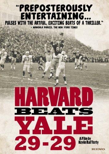 Harvard Beats Yale 29-29 by KINO INTERNATIONAL