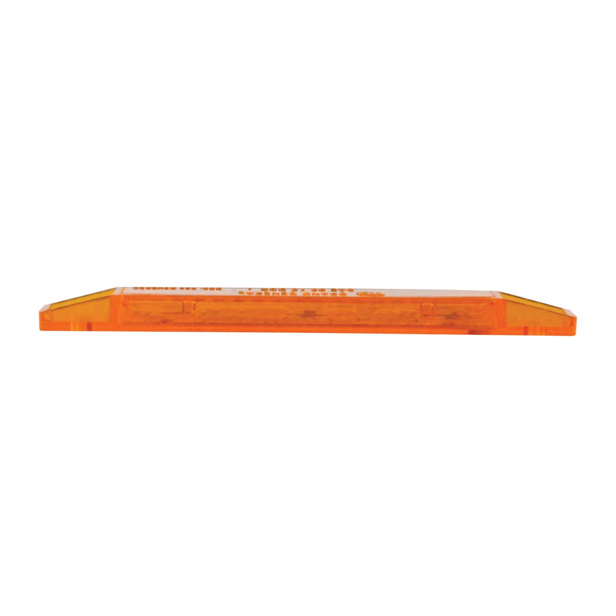 3.5 Ultra Thin Amber 3-LED Marker//Clearance Grand General 76280 Light