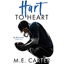 Hart to Heart Audiobook by M. E. Carter Narrated by Jacob Morgan