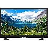 Sansui SNE32HB18X 81 cm (32 inches) HD Ready LED Smart TV (Black)