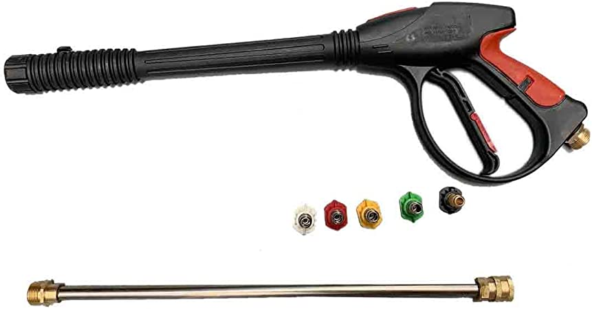 "Universal Car Washing Tool Parts 1//4/""High Pressure Auto Water Gun Nozzle 3600PSI"