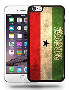 Somaliland National Vintage Flag Phone Case Cover Designs for iPhone 6 Plus wangjiang maoyi by lolosakes