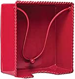 Michel Design Works Tin Cocktail Napkin Holder, Red