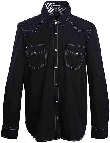 Volcom GMJ LS Black (S) - Camisa: Amazon.es: Ropa y accesorios