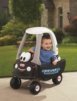 Little Tikes Cozy Coupe Tikes Patrol, Ride-On   Toy Organizers