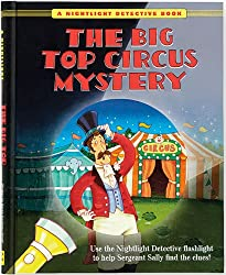 The Big Top Circus Mystery (A Nightlight Detective Book) (Nightlight Detective Books)