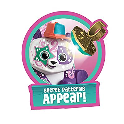 Animal Jam Best Dressed Twinkle Panda Action Figure: Toys & Games