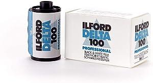 1780602 DP100 Delta 100 135-24, 100 ISO- Película analógica, blanco y negro