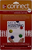 img - for Connect 2-Semester Access Card for Medical Assisting: Administrative and Clinical Procedures book / textbook / text book