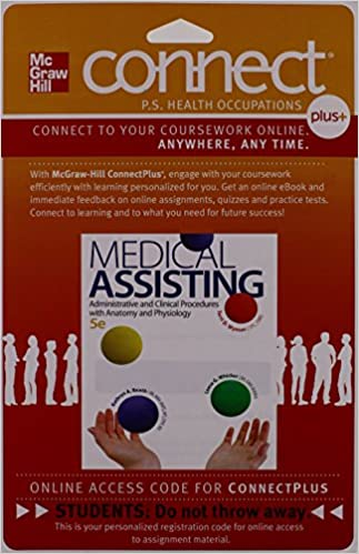 Connect 2 semester access card for medical assisting administrative connect 2 semester access card for medical assisting administrative and clinical procedures 5th edition fandeluxe Choice Image