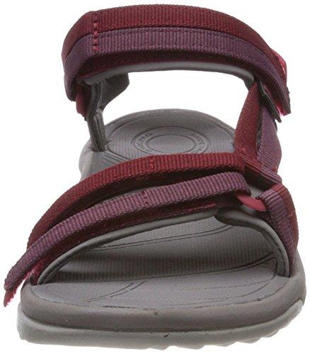 FI Lite Sandal Terra Teva Women's Rhubarb qxwBanR6