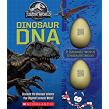 Jurassic World: Dinosaur DNA: A Nonfiction Companion to the Films